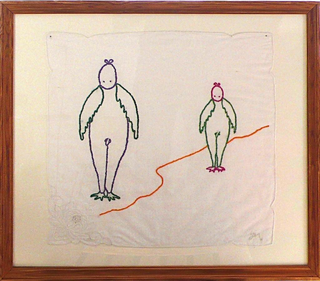 nøgen pingvin
