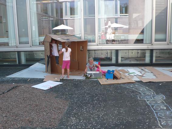 børn og byggeri, Maegaard