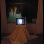 video instalation, Maegaard, thejl, Elley, Vester