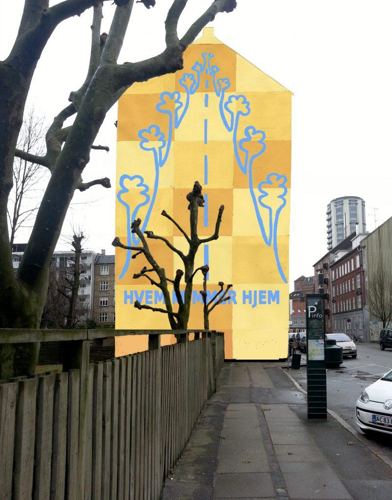 henrik ibsens gade mere gul 4b